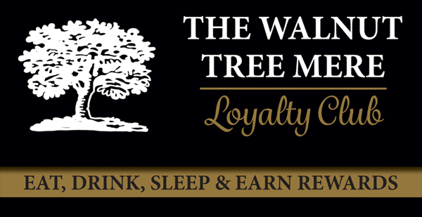 The Walnut Tree Inn Loyalty Club Card