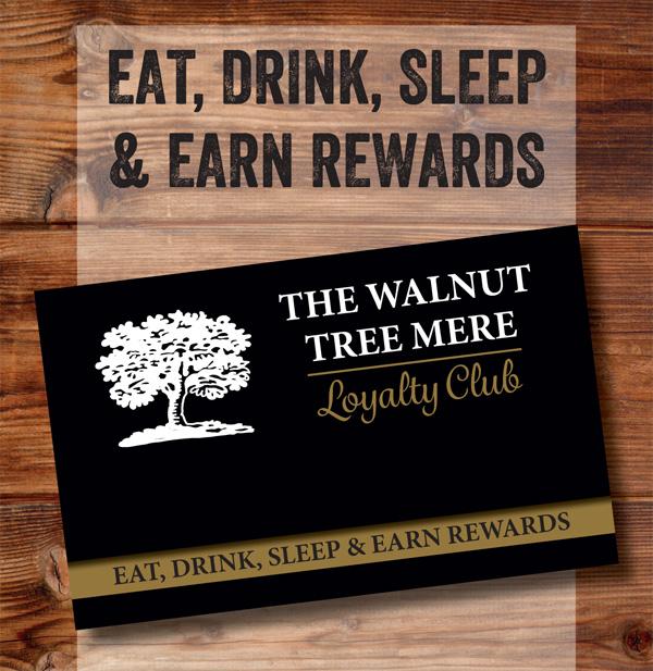 The Walnut Tree Inn Loyalty Club