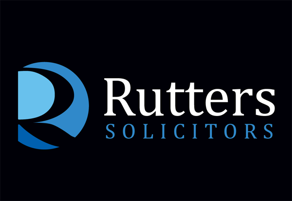 Rutters Solicitors Logo - Walnt Tree Mere