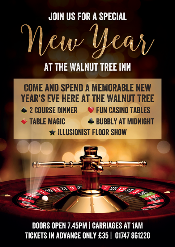 Walnut Tree New Year 2017-18