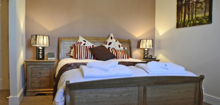 Walnut Tree Inn Bedroom 2