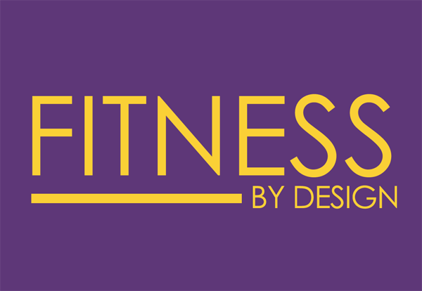 Fitness By Design Logo - Walnt Tree Mere