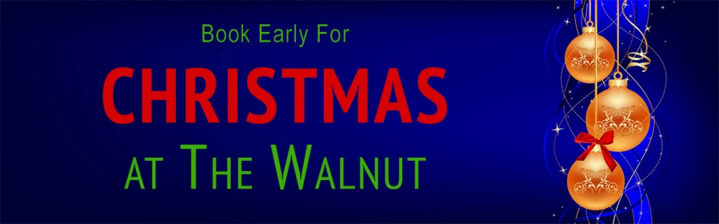 Walnut Christmas Book Early